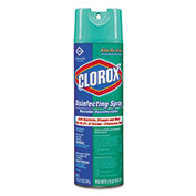 Clorox® Disinfecting Spray Fresh Scent, 19oz Aerosol 1/Case - CLO38504