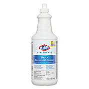 Clorox® Healthcare® Hospital Cleaner Disinfectant w/Bleach, 32oz Bottle 1/Case -CLO68832EA