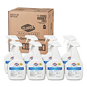 Clorox® Healthcare® Bleach Germicidal Cleaner, 22oz Trigger Bottle 8/Case - CLO68967CT