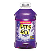 Pine-Sol® All-Purpose Cleaner Lavender, 144oz Bottle 1/Case - CLO97301EA