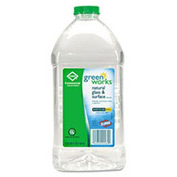 Green Works Glass & Surface Cleaner - 64-oz. Refill Bottle - COX00460