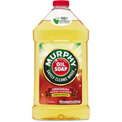 Murphy® Oil Soap Original Wood Cleaner Fresh Scent, 32oz Bottle 1/Case - CPC01163