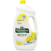 Palmolive® Automatic Dishwashing Gel Lemon, 75oz Bottle 1/Case - CPC42706