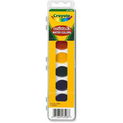 Crayola 531508 Artista II 8-Color Watercolor Set, 8 Assorted Colors