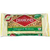 Diamond Foods Chopped Pecans, 8 Oz Bag