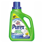 Purex® Ultra Natural Elements HE Liquid Detergent, Linen & Lilies, 75 oz. Bottle - 2420001120