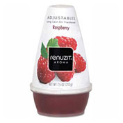 Renuzit® Adjustable Air Freshener, Raspberry Scent, 7 oz., 12/Case - DIA 03667