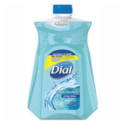 Dial® Spring Water Antibacterial Liquid Hand Soap, Spring Water Scent, 52 oz. - 1700004728