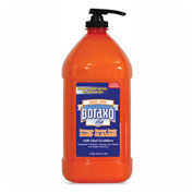 Boraxo® Orange Heavy Duty Hand Cleaner, 3 Liter Pump Bottle, 4/Case - DIA 06058