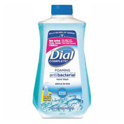 Dial Complete® Foaming Hand Wash Refill, Spring Water Scent, 32 oz. Bottle - 09026
