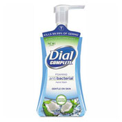 Dial® Professional Antimicrobial Foaming Hand Soap, Coconut Waters, 7.5 oz. - 1700009316