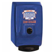 "Boraxo® 2L Dispenser for Heavy Duty Hand Cleaner, Blue, 10-1/2"" x 5"" x 6-3/4"" - 1700010988"