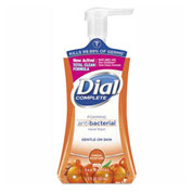 Dial Complete® Antimicrobial Foaming Hand Soap, Sea Berries, 7.5 oz. Pump Bottle - 17000120140