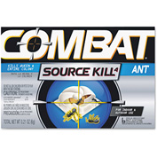 Combat® Child-Resistant Ant Killing System Kills Queen & Colony, 6 Traps/Box 12/Case-DIA45901CT