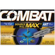 Combat® Source Kill MAX Ant Killing Gel, 27g Tube 12/Case - DIA05457