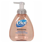 Dial® Professional Antimicrobial Foaming Hand Soap, Original Scent, 15.2 oz. - 1700098606