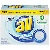 All Concentrated Powder Detergent - DRACB456816