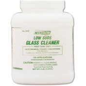 Diversey™ Beer Clean Glass Cleaner Powder Unscented, 4Lb. Container 2/Case - DVO90241