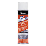 Mr. Muscle® Oven & Grill Cleaner, 19oz Aerosol 1/Case - DVO91206EA