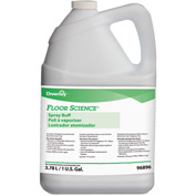 Floor Science® Spray Buff Floor Cleaner, Gallon Bottle 1/Case - DVO96896EA