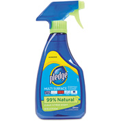 Pledge® Multi-Surface Cleaner Clean Citrus, 16oz Trigger Bottle 6/Case - DVOCB703123CT