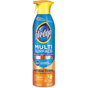Pledge® Multi-Surface II Everyday Cleaner, 9.7oz Aerosol 6/Case - 652989
