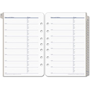 Franklin Covey® A-Z Tabbed Address/Phone Pages, 5 1/2 x 8 1/2