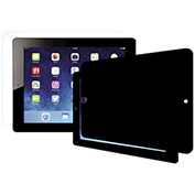 Fellowes® 4805801 PrivaScreen™ Blackout Privacy Filter for iPad 2, 3 & 4, Black, 1/Pack