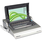 Fellowes® Galaxy Electric Binding System, 130 Sheets, 17-3/4 x 19-11/16 x 6-1/2, Gray