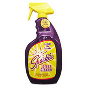 Sparkle Glass Cleaner - 33-4/5 oz. Trigger Bottle - FUN20345