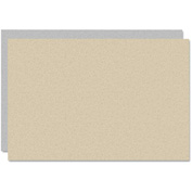 "Royal Eco Brites® Too Cool Foam Board, 20"" x 30"", Sandstone/Graystone, 5/Carton"
