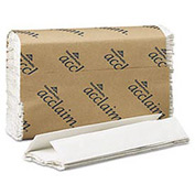 Acclaim C-Fold Paper Towels, 10-1/4 x 13-1/4, White, 240/Pack, 10/Carton - GEP20603
