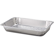 Handi-Foil® Steam Table Aluminum Pan, Full-Size, 20 3/4 x 12 7/8 x 3 3/16, 50/Carton