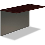 HON® Bridge in Mahogany - HON® Modular Steel Furniture