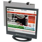 "Innovera® IVR46403 Protective Anti-Glare LCD Monitors Filter for 19""- 20"" LCD Monitors"