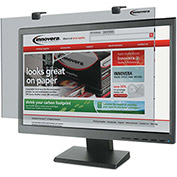 "Innovera® IVR46405 Protective Anti-Glare LCD Monitor Filter for 21.5""- 22"" Widescreen Monitors"