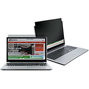 "Innovera® Black-Out Privacy Filter for 15.4"" Widescreen Notebook"