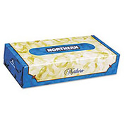 SURPASS Facial Tissue, 100/Box, 12/Carton - KIM03131