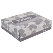 KLEENEX Junior Facial Tissue, Two-Ply, WE, 65 Tissues/Box, 48 Boxes/Carton - KIM21195