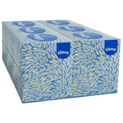 KLEENEX Facial Tissue in Boutique Pop-Up Box, 95/Box, 6 Boxes/Pack - KIM21271