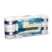 Cottonelle Bathroom Tissue, 506 Sheets/Roll, 40 Rolls/Carton - KIM88336