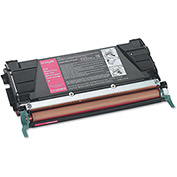 Lexmark C5340MX Extra High-Yield Toner, 7000 Page-Yield, Magenta