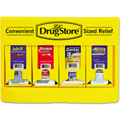 Lil' Drugstore® Single Dose Medicine Dispenser, 110-Pieces, Plastic Case