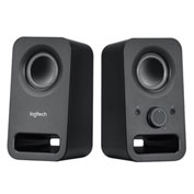 Logitech® Z150 Multimedia Speakers, Black