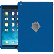 Loop iPad Mummy Case for iPad Air, Silicone, Blue