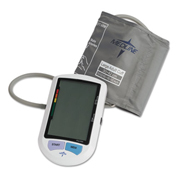 Medline MDS3001LA Elite Automatic Digital Blood Pressure Monitor, Large Adult Cuff Size