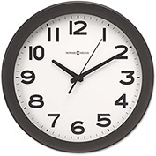 "Howard Miller® Kenwick Wall Clock, 13-1/2"", Black"