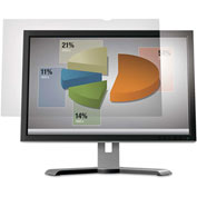 "3M Anti-Glare Flatscreen Frameless Monitor Filters for 23"" Widescreen LCD Monitor"