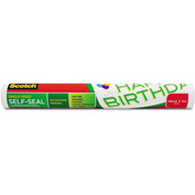 """Scotch® Single-Sided Self-Seal Laminating Roll, 9.5 mil, 16"""" x 10 ft."""