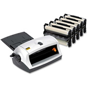 "Scotch® Heat Free Laminator, 8-1/2"" Wide, 1/10"" Maximum Document Thickness"